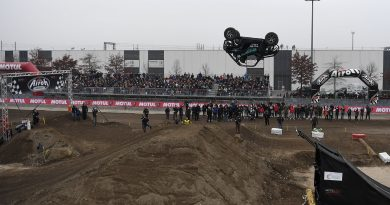 Maurizio Perin Buggy Back Flip