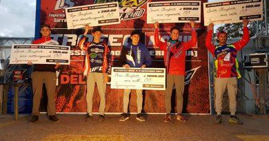 trofeo Motul Acerra - podio