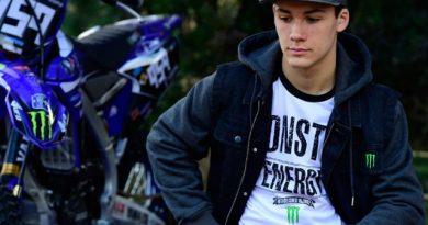 Maxime Renaux - Yamaha