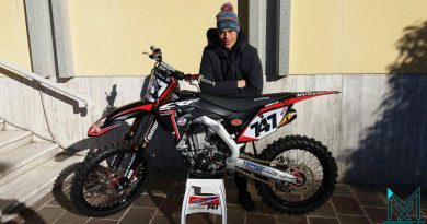 Michele Cervellin - Honda CRF 250