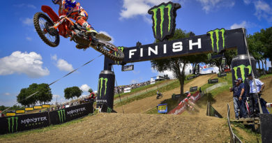 JEFFREY HERLINGS E' TORNATO IN SELLA, INCERTEZZA SUL RIENTRO ALLE GARE